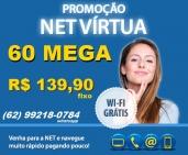 Internet 60 mega - (62) 99218-0784