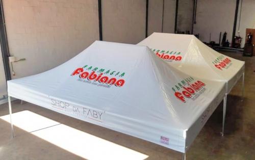 Tenda Sanfonada Personaliza 4,5x3