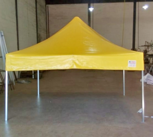 Tenda Sanfonada no PVC 3x3