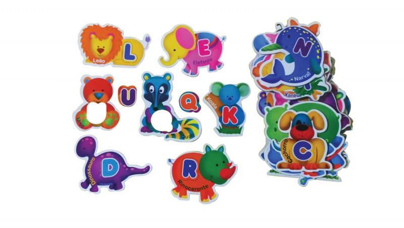 Alfabeto Divertido