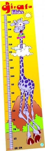 A Girafa Lilás
