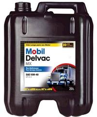 Oleo Mobil  Delvac 15W40